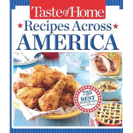Taste of Home Recipes Across America - eBook](Taste Of Home Halloween Recipe Book)
