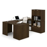 Bestar I3 By Bestar U-shaped Desk In Tux