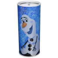 Westland Giftware Cylindrical Nightlight, Disney Frozen Olaf