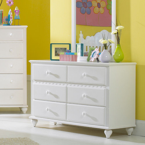 Hillsdale Furniture Lauren 6-Drawer Dresser