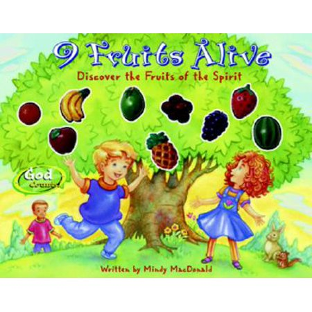 9 Fruits Alive: Discover the Fruit of the Spirit (Board - Fruits Of The Spirit Craft