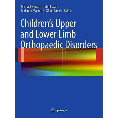 Children's Upper and Lower Limb Orthopaedic Disorders