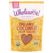 Sugar & Sweetener: Wholesome Organic Coconut Palm Sugar