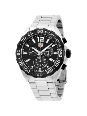 Tag Heuer Formula 1 Black Dial Stainless Steel Men's Watch CAZ1010.BA0842