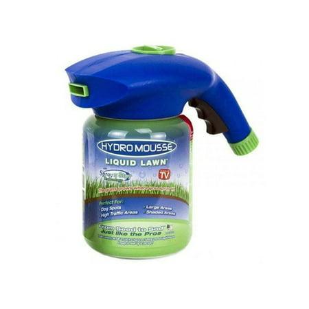 Listenwind Hydro Mousse Household Hydro Seeding System Liquid Spray Device