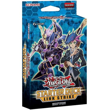 Yu-Gi-Oh! CCG: Link Strike 2017 Starter Deck 1st Edition English - 43 -