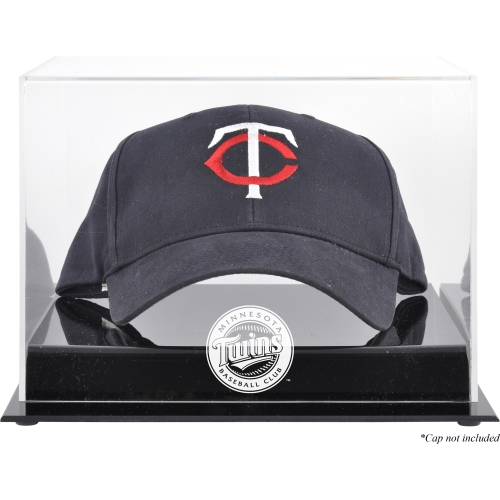 Minnesota Twins Fanatics Authentic Acrylic Cap Logo Display Case - No Size