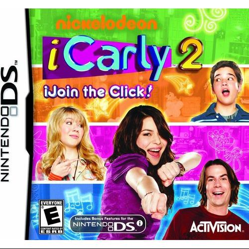 Activision 047875764538 764538 iCarly 2: iJoin the Click - (Refurbished)