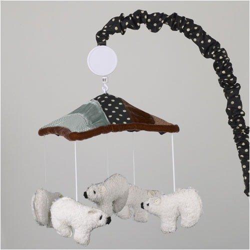Cotton Tale Arctic Babies Musical Mobile