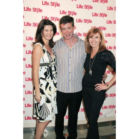 Daphne Zuniga Jay Mcinerney Nicole Miller At Arrivals For Life & Style Magazine Fashion Week After Party The W Hotel New York Ny September 08 2005 Photo By Rob RichEverett Collection (Nicole Miller New York Jacquard Sleeveless Party Dress)