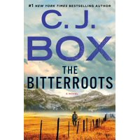 The Bitterroots (Hardcover)(Large Print)