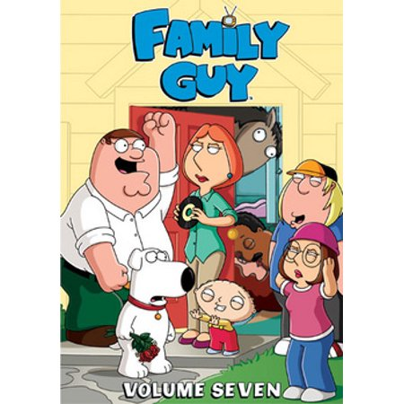 Family Guy: Volume Seven (DVD) (Family Guy Halloween Episodes)