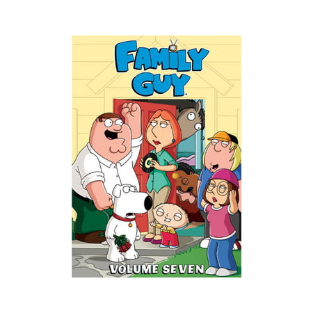 Family Guy: Volume Seven (DVD) - Family Guy Halloween Full Episode