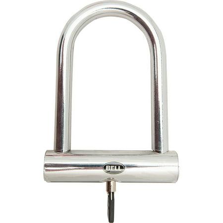 bell sports catalyst 200 u lock silver. Black Bedroom Furniture Sets. Home Design Ideas