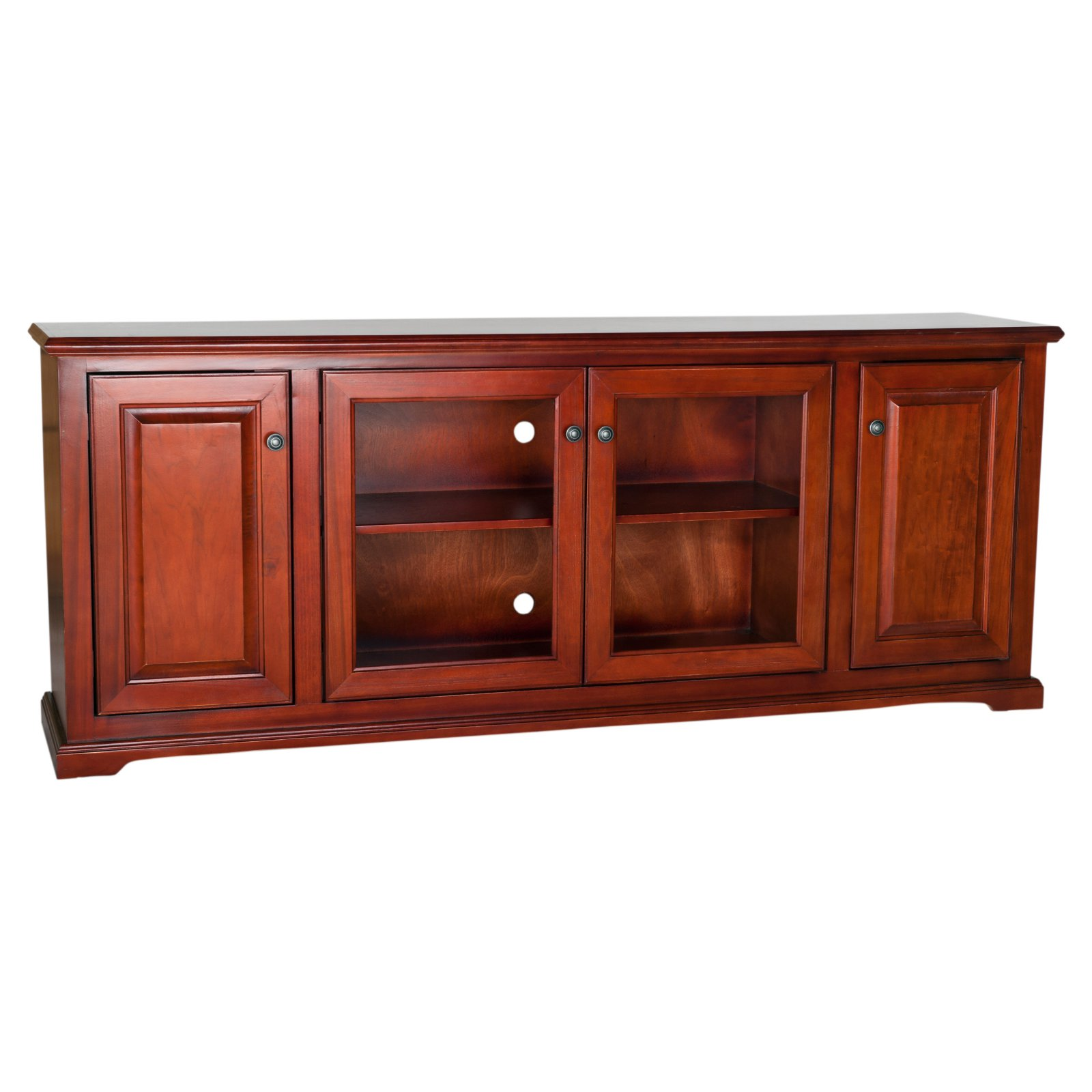 Eagle Furniture Savannah 80 in. Thin Entertainment Center