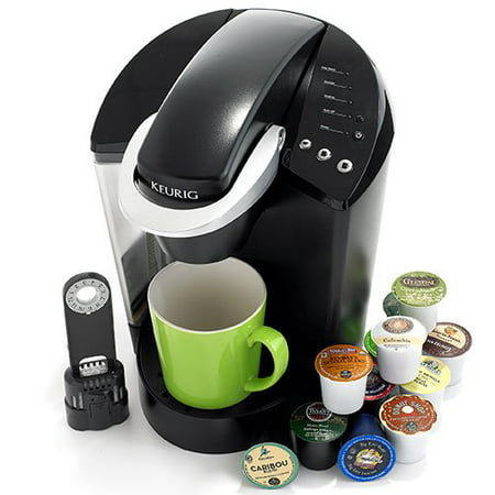 - Keurig K45 Elite Brewing System, Black