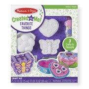 Melissa & Doug Created by Me! Favorite Things Craft Kits Set