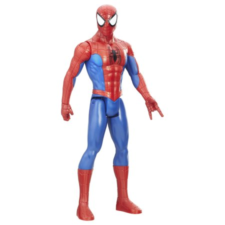 Spider-Man Titan Hero Series Spider-Man Figure ()