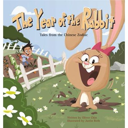 - Tales from the Chinese Zodiac: The Year of the Rabbit (Hardcover)