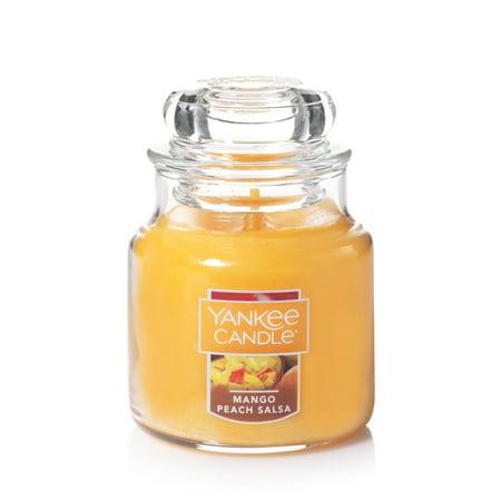Yankee Candle Mango Peach Salsa - Small Classic Jar Candle