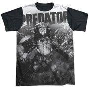 Predator In The Jungle Mens Sublimation Shirt