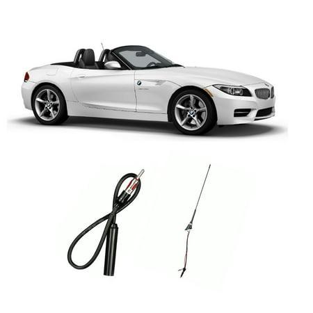 BMW Z4 2003-2011 Factory OEM Replacement Car Radio Stereo Custom Antenna Mast