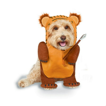Star Wars Running Ewok Pet Halloween Costume](Rock Star Dog Costume)