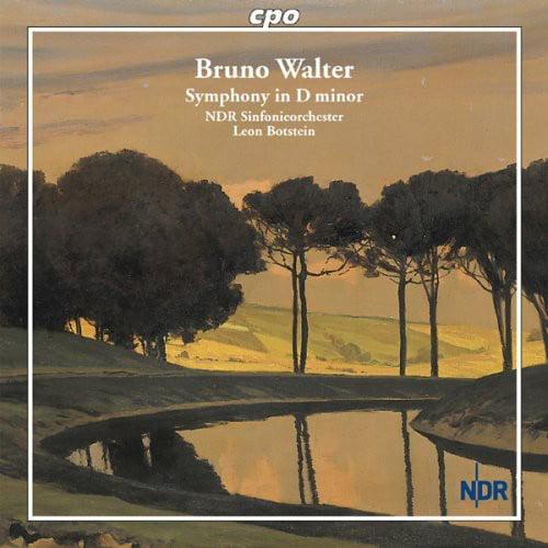 B. Walter - Bruno Walter: Symphony in D Minor [CD]