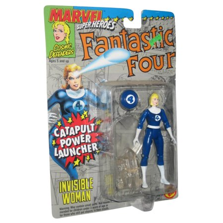 Marvel Comics Fantastic Four Invisible Woman Toy Biz Action Figure