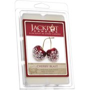 Cherry Blast Wax Tart Melts with Ring Inside (Surprise Jewelry Valued at $15 to $5,000) Ring Size 6