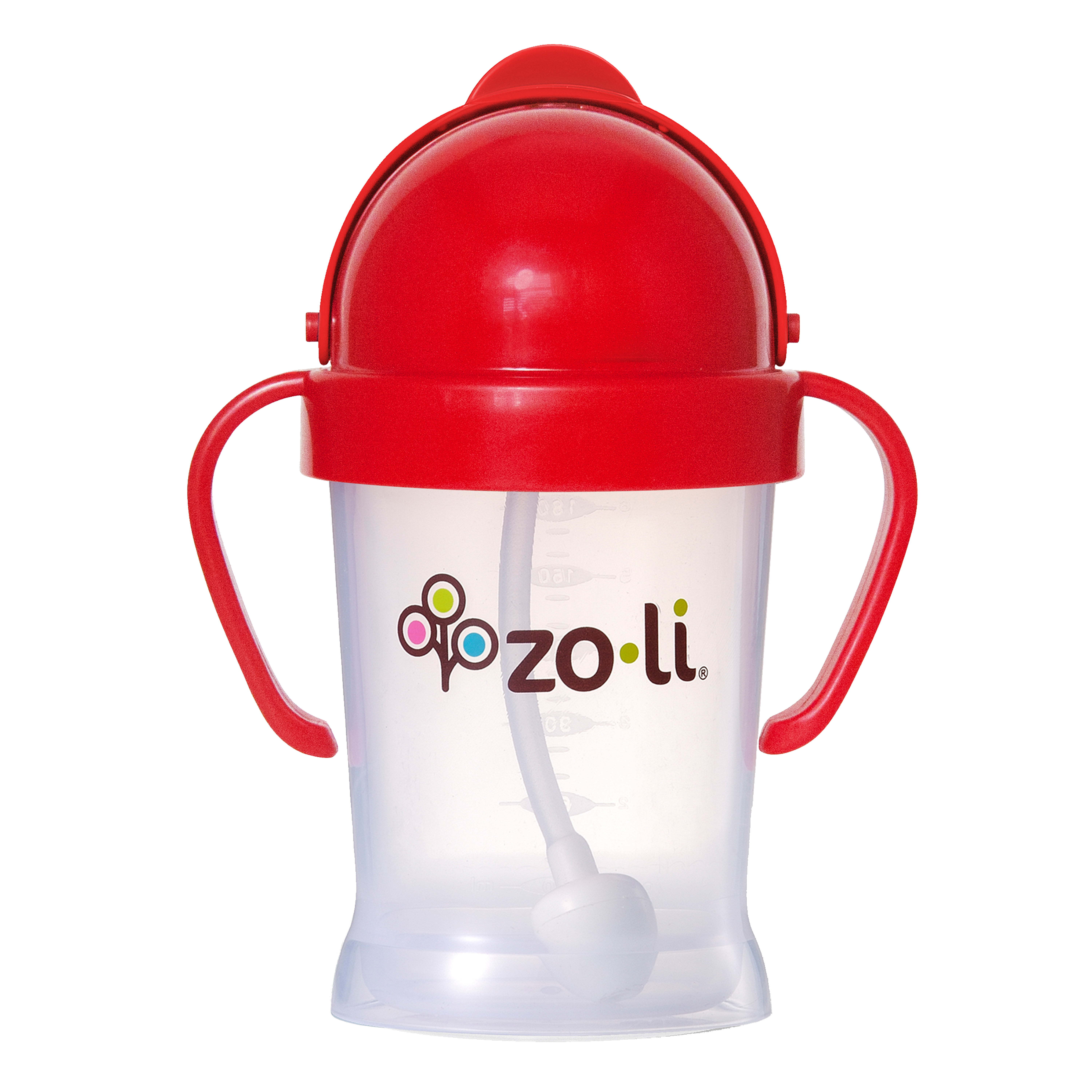 ZoLi BOT 6 oz Straw Sippy Cup by ZoLi