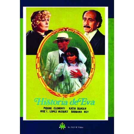 Historia de Eva (DVD) (Historias De Halloween De Terror)