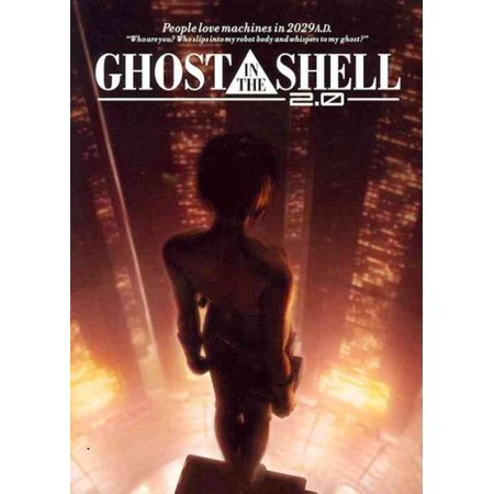 Ghost In The Shell 2.0 (DVD)](Film 13 Ghost)