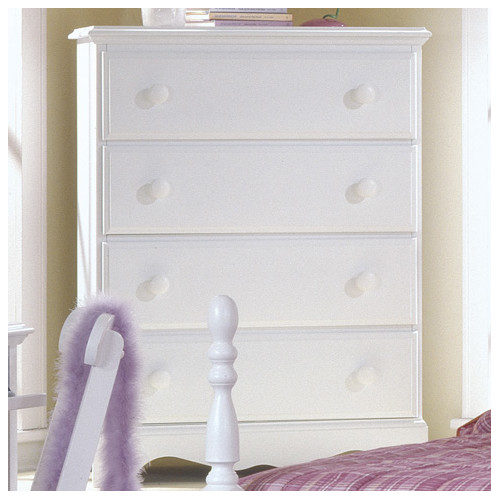 Carolina Furniture Works, Inc. Carolina Cottage 4 Drawer Chest