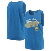 Golden State Warriors G-III Sports by Carl Banks Rival Tank Top - Royal - L