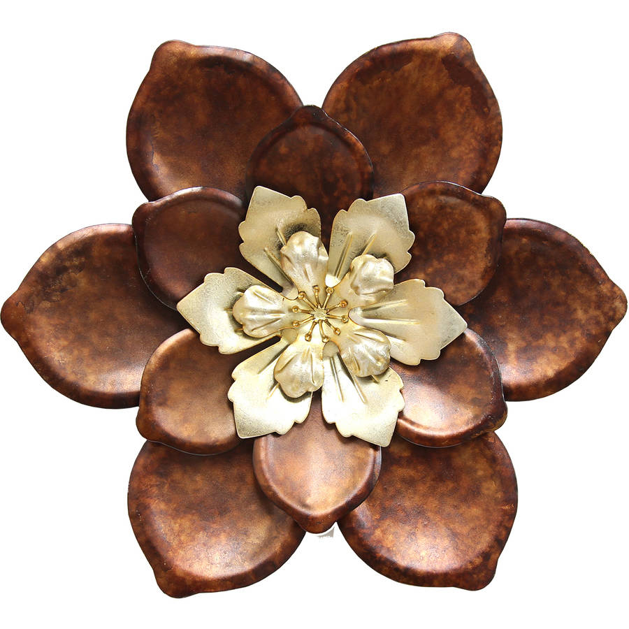 Stratton Home Decor Whimsical Flower Wall Decor by Stratton Home Decor