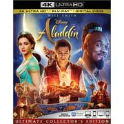 Aladdin (Live Action) (4K Ultra HD + Blu-Ray + Digital Copy)