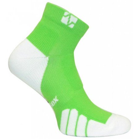 VT 1110T Tennis Ghost Drystat Plantar Support Odor Resistant, Socks Pairs, Lime - Small - image 1 of 1