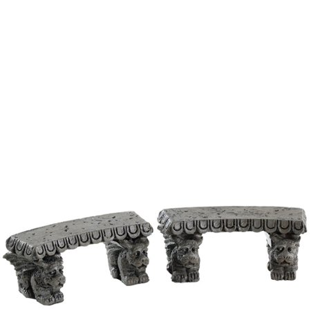 Gargoyle Stone Benches (Gargoyle Store)