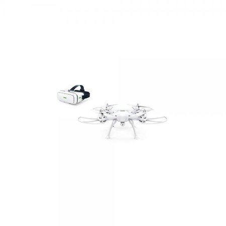 Virtual Reality Drone With Hd Camera Premium Promark P70 Vr 3D Goggles   An In Built Wifi Signal