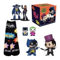 Batman Classic TV Series Funko Collectors Box - 7 Pieces