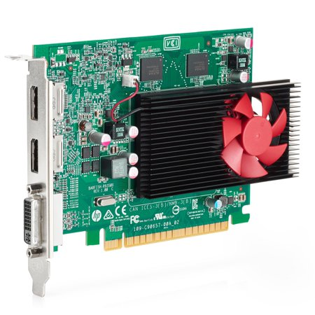 AMD Radeon R9 350 PCIe x16 Graphics Card