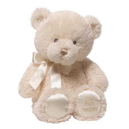 My 1st TeddyCream 10 inch - Baby Stuffed Animal by GUND (4056248)