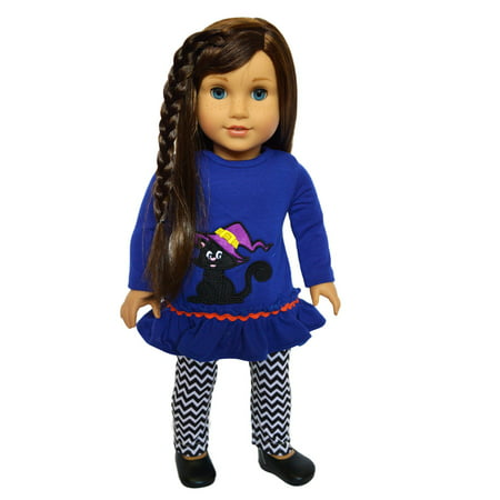 My Brittany's Halloween Outfit for American Girl Dolls and My Life as Dolls- 18 Inch Doll Clothes or American Girl Dolls and My Life as Dolls (Doll Outfits For Halloween)