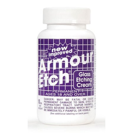 Armour Etch Etching Cream - 10 oz