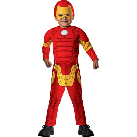 Avengers Iron Man Toddler Halloween Costume (Target Toddler Halloween Costumes)