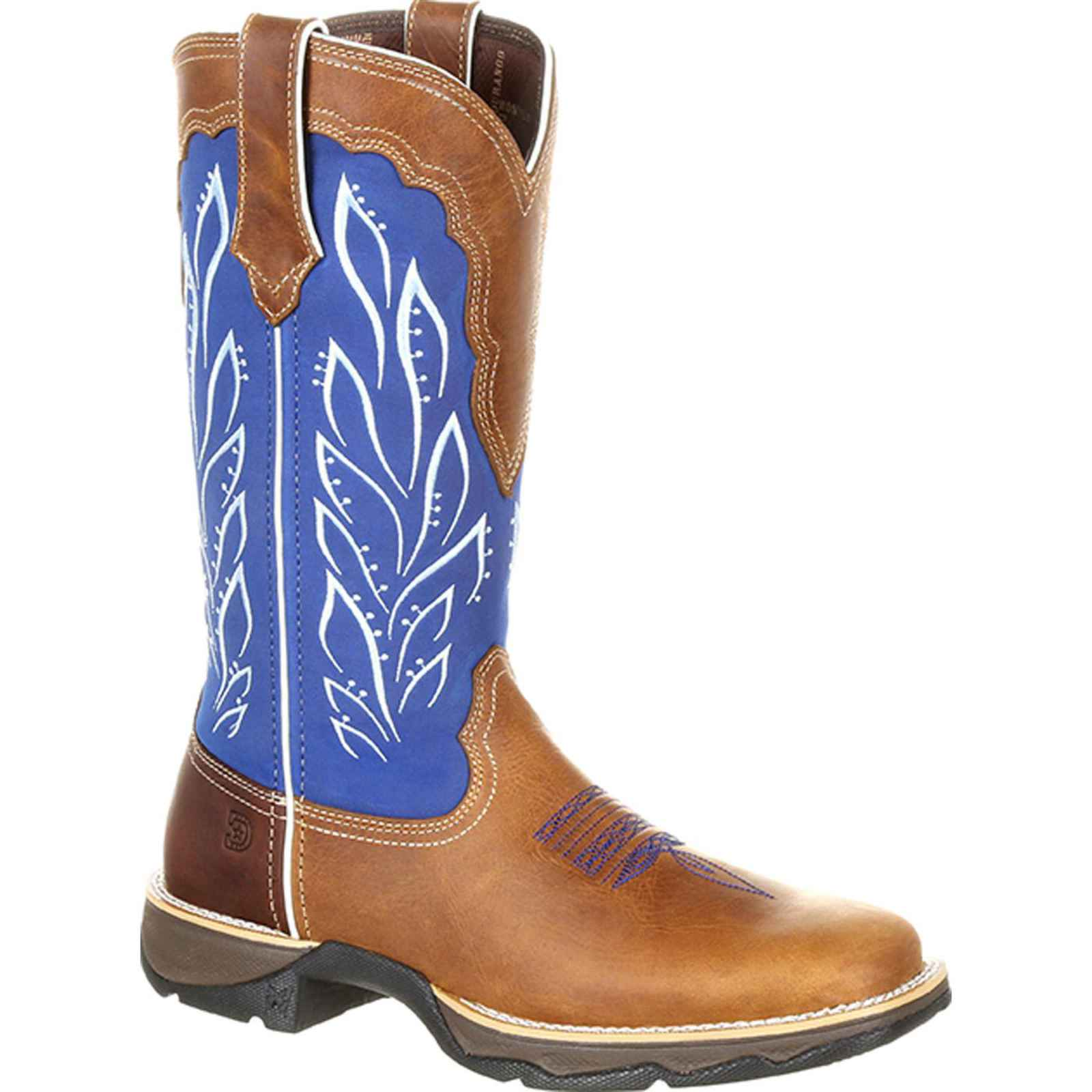 "Durango Lady Rebel Women's 12"" Purple Western DRD0222 by Durango"