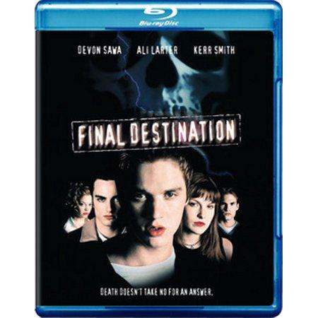 Final Destination (Blu-ray) (Final Destination Halloween)