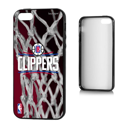 Los Angeles Clippers Net Design Apple iPhone 5 5S Bumper Case by Keyscaper by