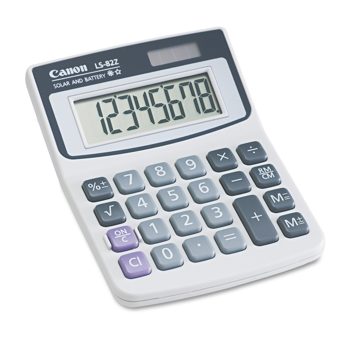 canon lsz minidesk calculator digit lcd com